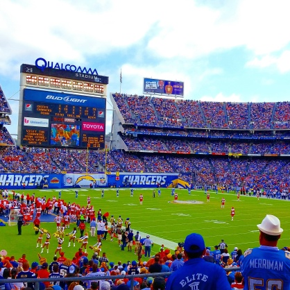 Chargers vs. Chiefs