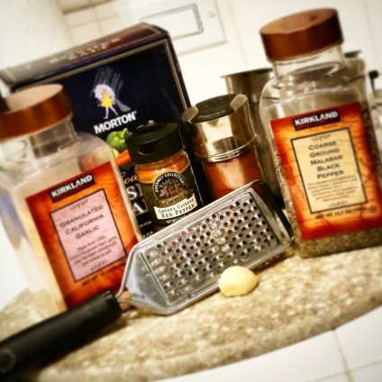 Brown Sugar Seasoning
