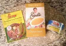 Packaged Ingredients