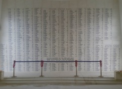 Memorial for all the Men and Women who gave their lives.