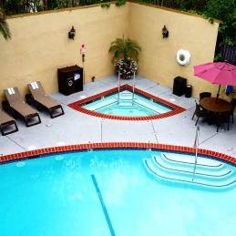 Best Western Pool & Spa